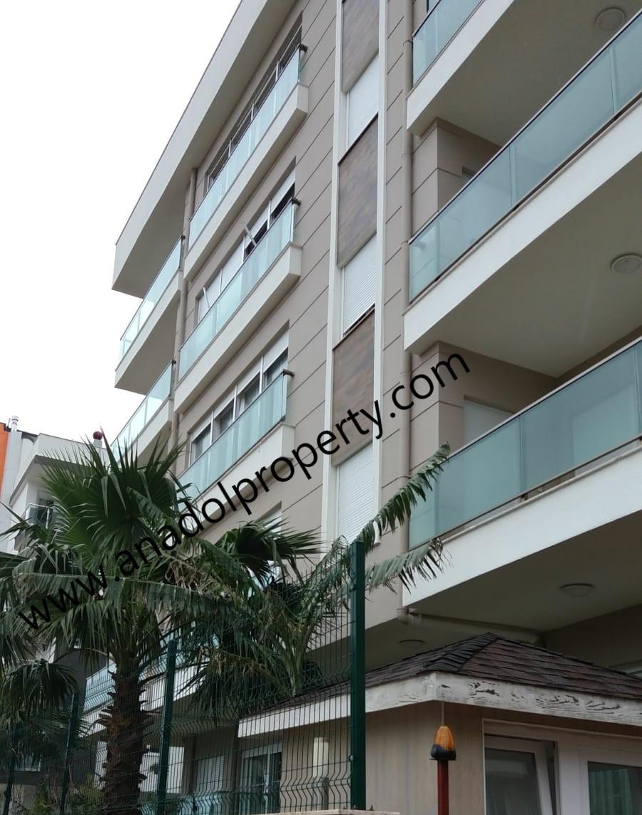 شقق للبيع في انطاليا كونيالتي | شقة ثلاث غرف و صالة للبيع في كونيالتي انطاليا