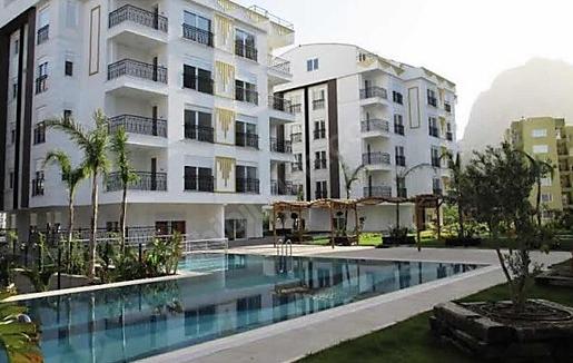 شقق للبيع في انطاليا تركيا | شقة راقية غرفتين و صالة للبيع في انطاليا