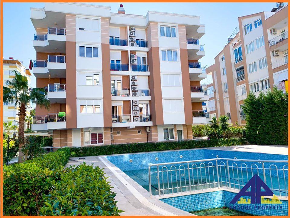شقق للبيع في كونيالتي انطاليا | شقة غرفتين و صالة للبيع في كونيالتي