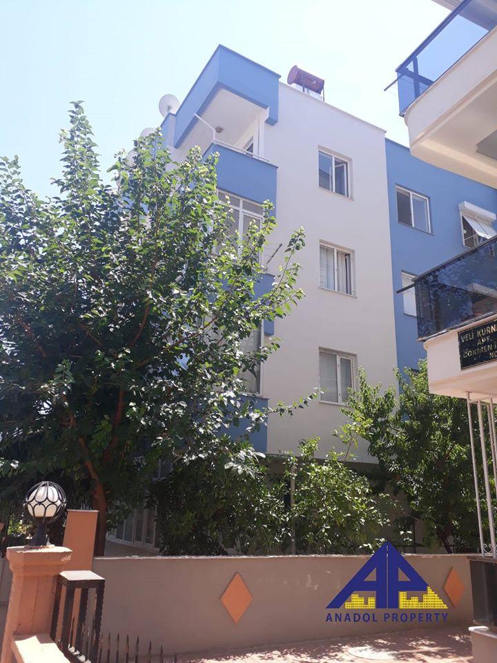 شقة رخيصة للبيع في انطاليا | شقة للبيع في منطقة مراد باشا