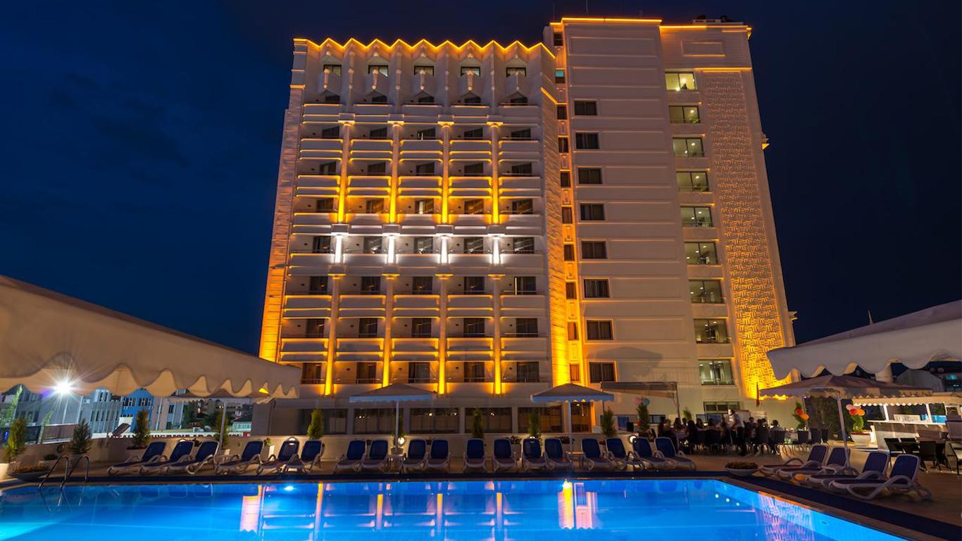 فندق-بيست-ويسترن-بلاس-خان