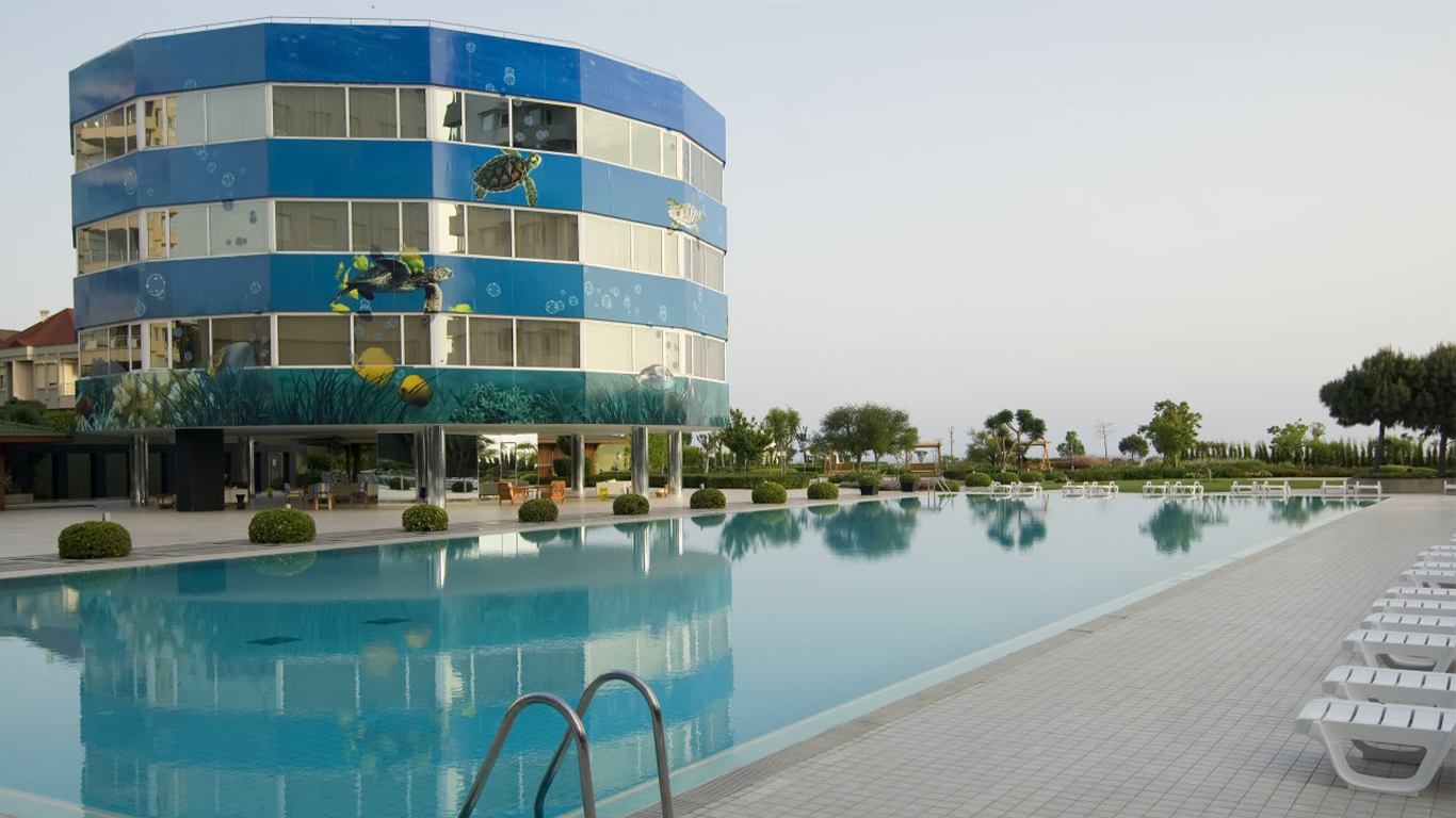 فندق-مرمرة-انطاليا