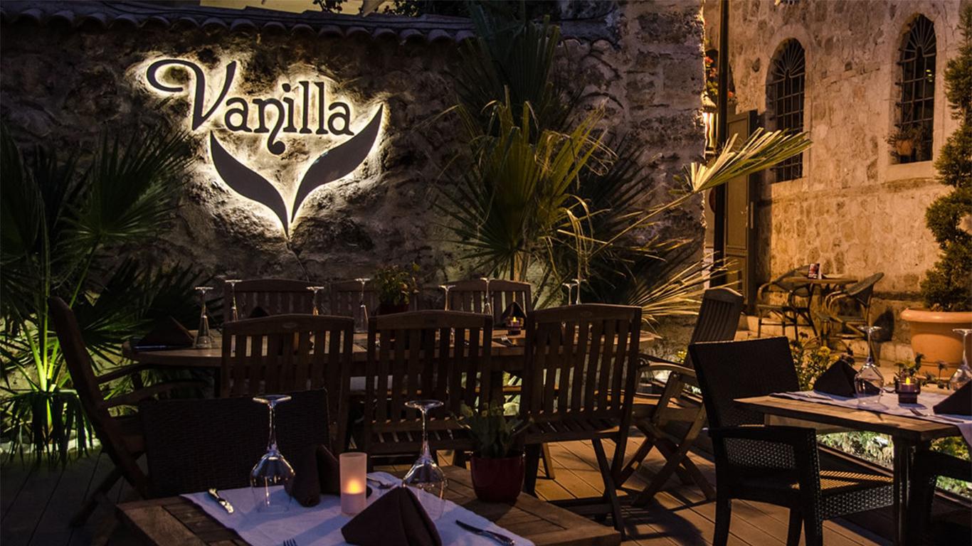 مطعم-فانيلا