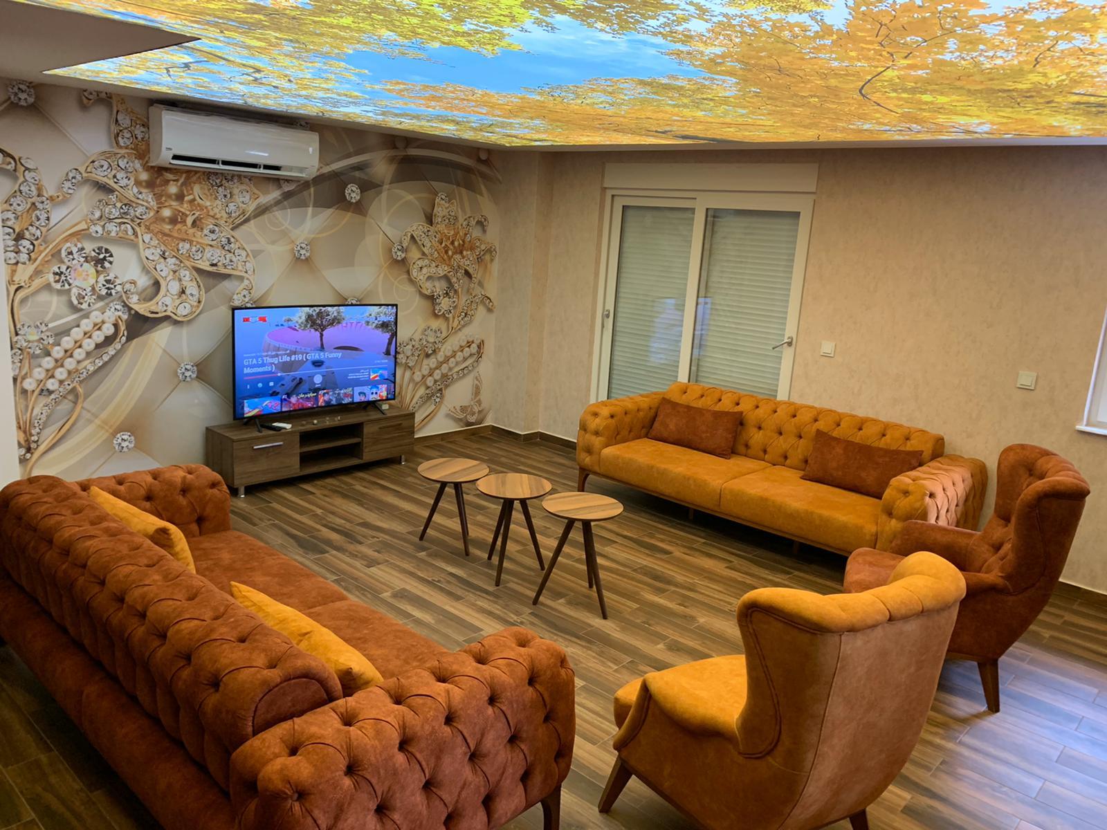شقة مؤثتة للبيع في أنطاليا كونيالتي