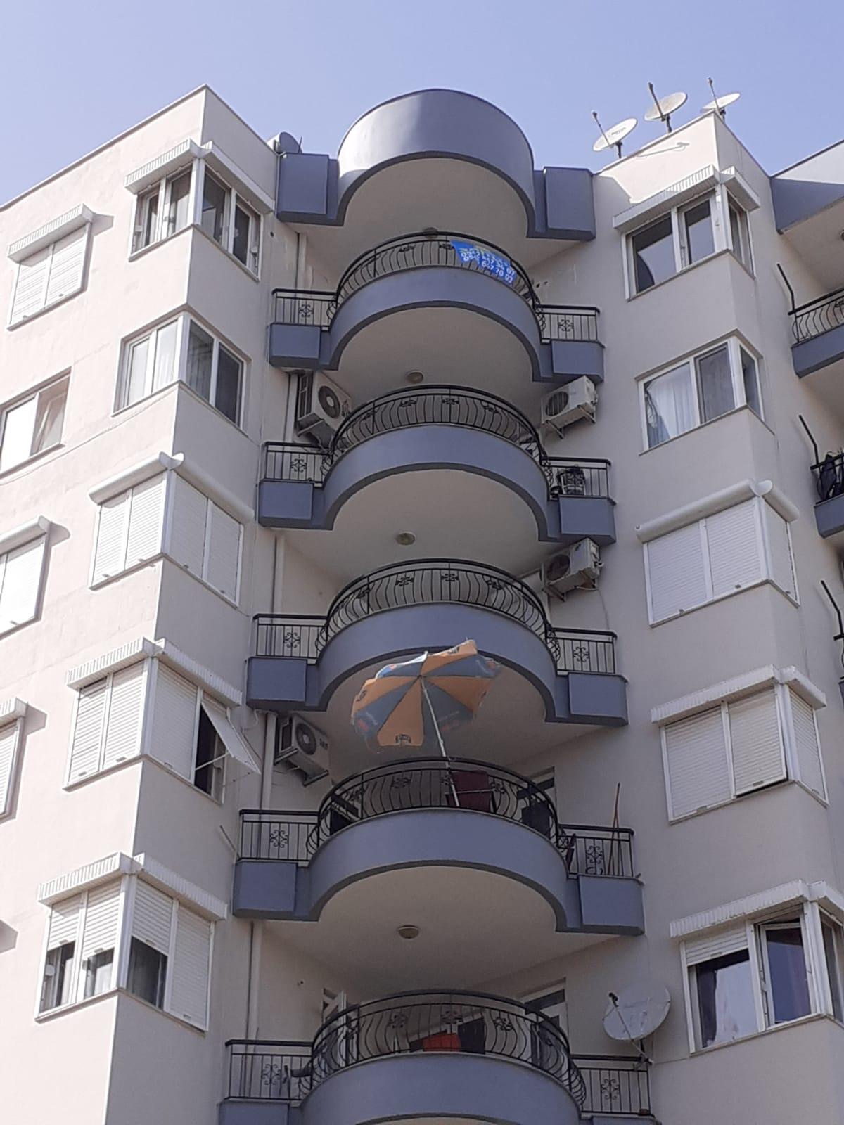 شقة للبيع في مراد باشا لارا إطلالة بحر