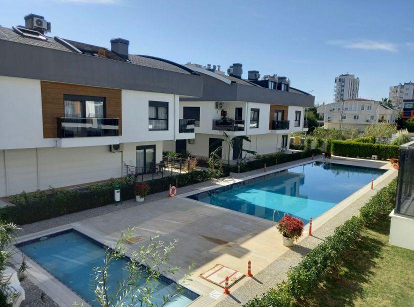 Güzeloba   شقة للبيع في أرقى أحياء أنطاليا لارا